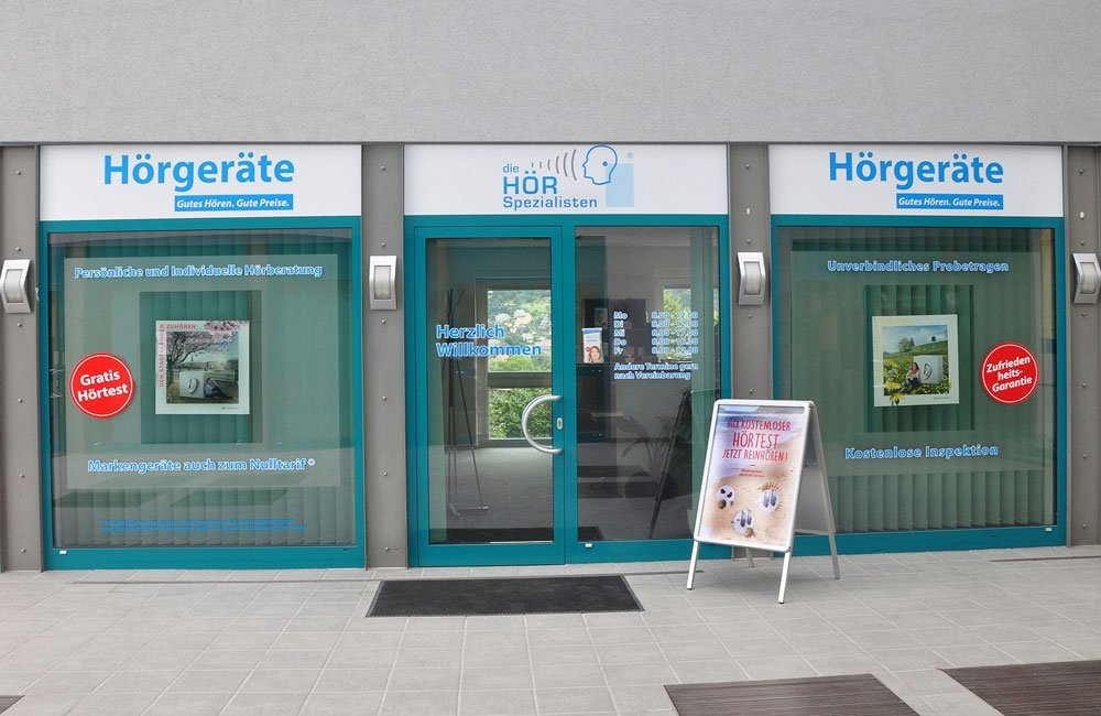 Hörgeräte, Hörberatung & Hörtest in Sebnitz