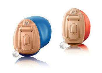 Hörgeräte IdO Im-Ohr-Systeme
